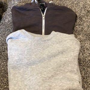 2 Men's Hollister Sweatshirt- Medium-